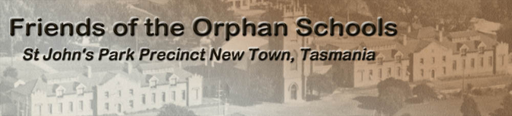 Friends of the Orphans Schools logo