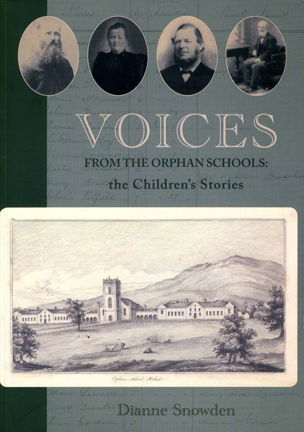 Voices book cover
